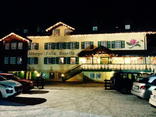 Hotel Villa Rosella Park & Wellness: Facciata esterna