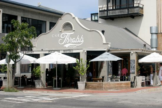 Photo of Cafe Cafe Throbb at Number 9 Grey Street, Knysna 6571, South Africa