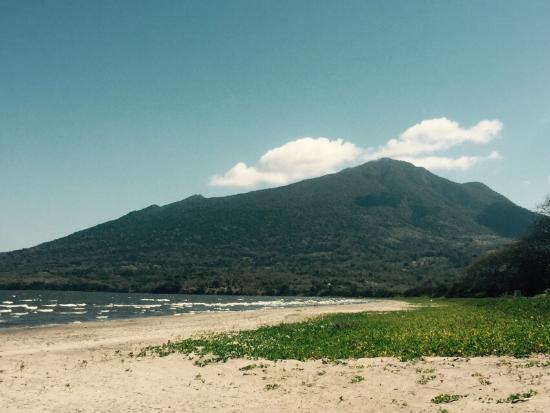Playa Santo Domingo, Nicaragua: Views of and from Xalli