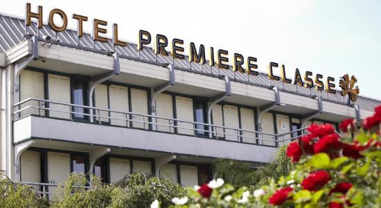 Premiere Classe Biarritz: façade
