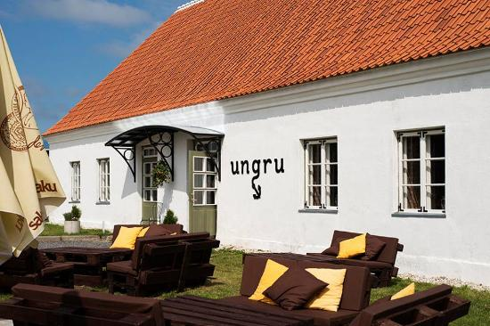 Hiiu County, Estonia: Somewhere to relax as well as enjoy excellent food