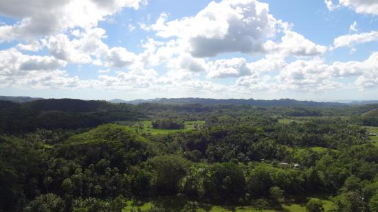 Bohol Province, Filippine: Chocolate Hills