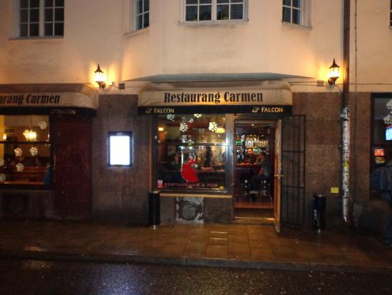 Carmen Stockholm Sodermalm Borough Restaurant Reviews Photos