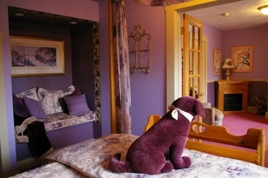 Ladner, Canadá: The Amethyst Suite