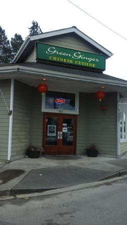 Green Ginger Chinese Restaurant