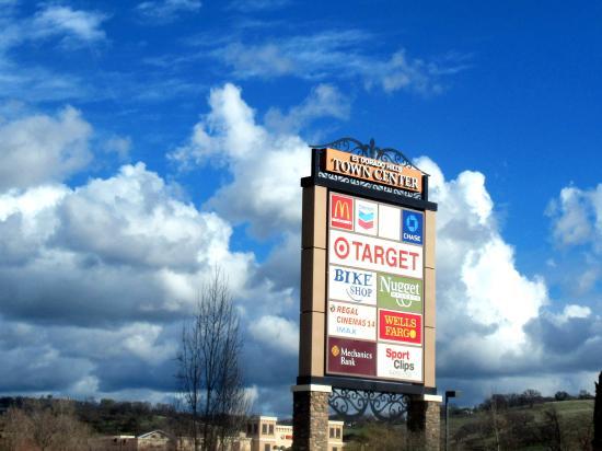 El Dorado Town Center, El Dorado Hills, Ca