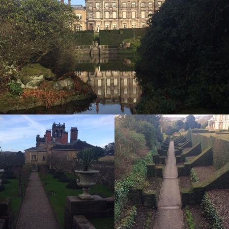 Biddulph, UK: Beautiful gardens