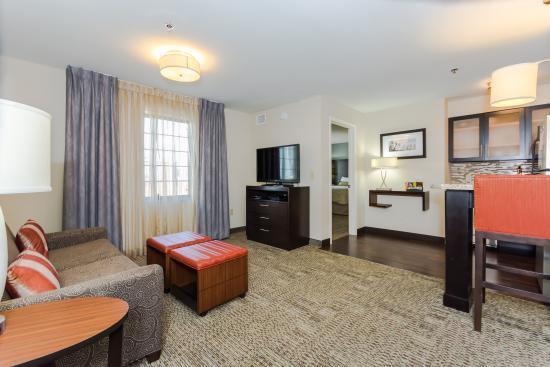 one bedroom two double beds picture of staybridge suites grand rh tripadvisor com