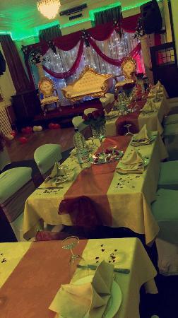 Ebbw Vale, UK: Wedding