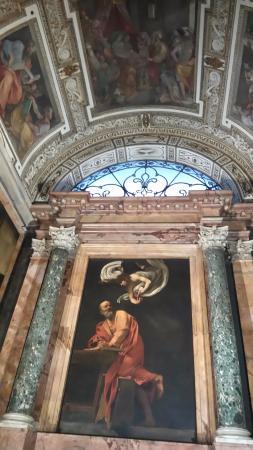 chiesa di san luigi dei francesi picture of church of st louis of rh tripadvisor co za piazza san luigi dei francesi a roma