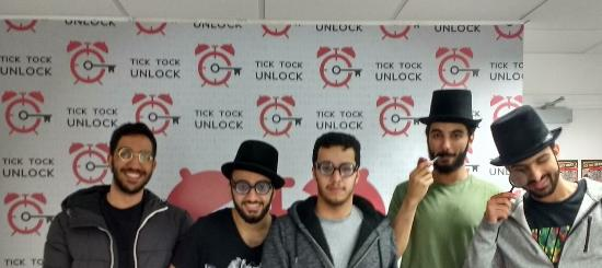 Tick Tock Unlock : It was a great experience tbh, we enjoyed it !!!