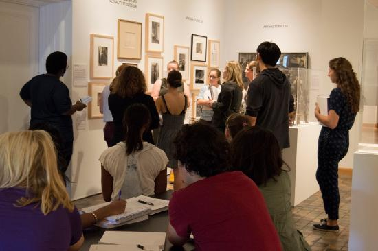 Williams College Museum of Art: Object Lab