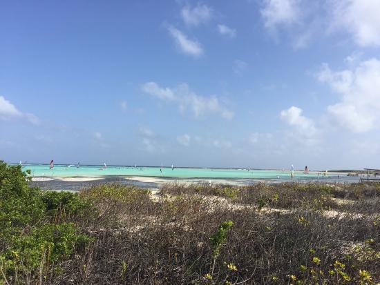 Kralendijk, Bonaire: Lac Bay