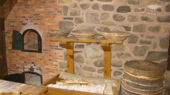 Annapolis Royal, Canadá: Ovens