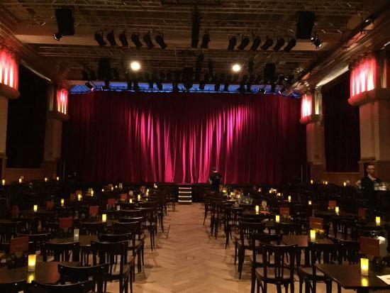 CHAMÄLEON Theater : The theatre