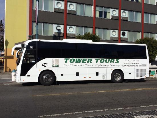 ‪Tower Tours - San Francisco Sightseeing Specialist‬