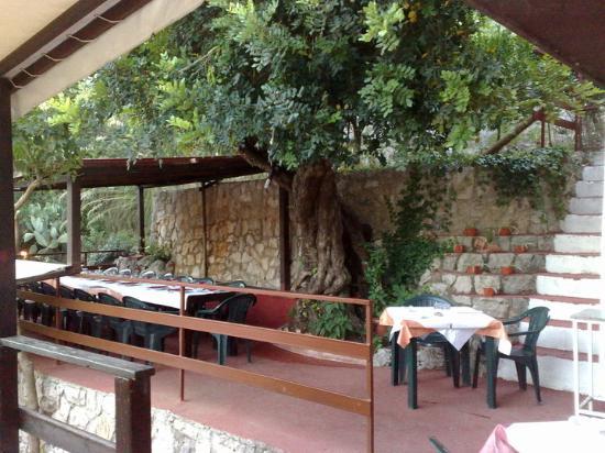 Terrazza Esterna Picture Of Trattoria Panorama Itri