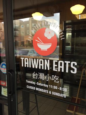 Taiwan Eats