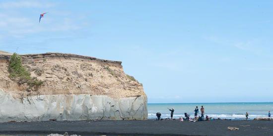 Kai Wi Beach Whanganui New Zealand