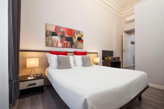 Arenula Suites: Camera Matrimoniale Standard