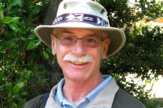 The Original Monterey Walking Tours: Thom Diggins, owner