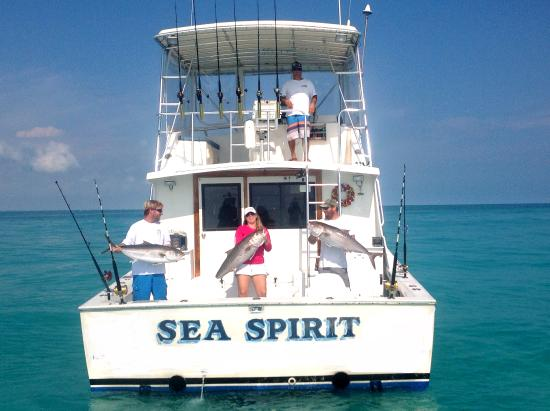 ‪Sea Spirit Offshore Adventures‬
