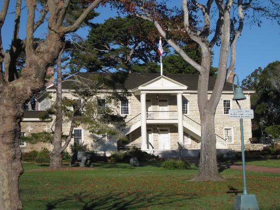 The Original Monterey Walking Tours: Colton Hall