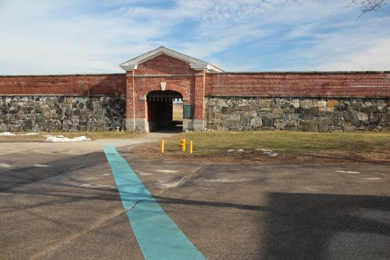 Fort Constitution State Historic Site