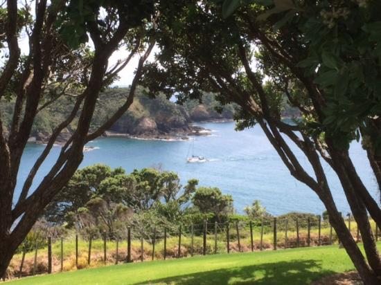Pacific Rendezvous: Stunning view