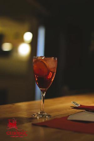 Rio, Grécia: Σταθμός Cocktail Bar - Restaurant Ρίο