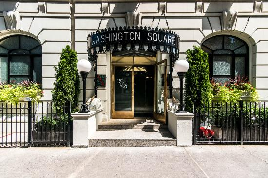 Photo of Washington Square Hotel New York City