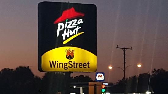 Arcadia, Φλόριντα: Pizza Hut