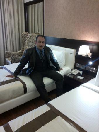 Hotel Viceroy Inn: Club class twin bed room