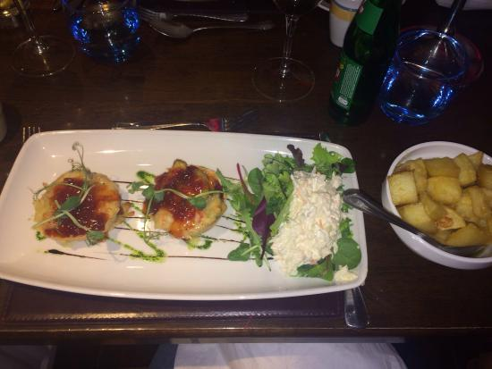 The Belfray Country Inn: Amazing food