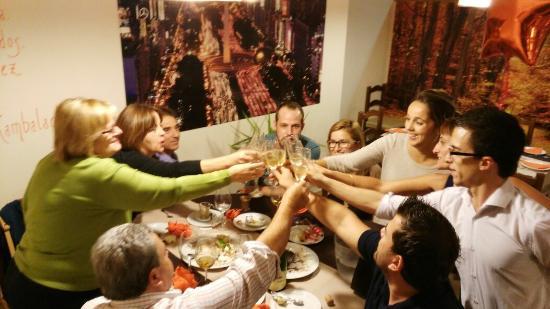 Catral, Hiszpania: Los buenos momentos en el kambalache