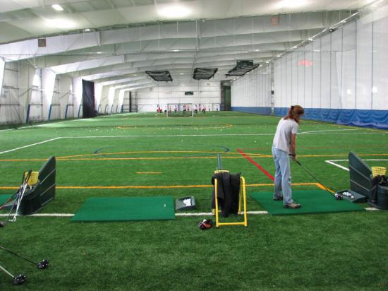 Taunton, MA: Indoor Driving Range at ALL three locations