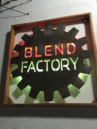 ‪The Blend Factory‬
