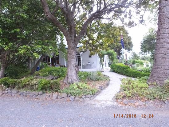 Beaufort House Akaroa Photo