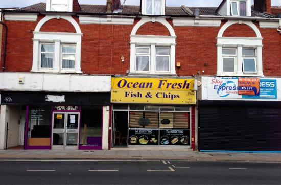 Ocean Fresh Fish & Chip Shop