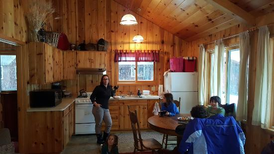 Lake Creek Lodge: 20160129_145345_large.jpg