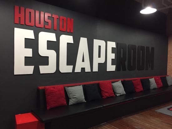 Escape The Room Texas Houston