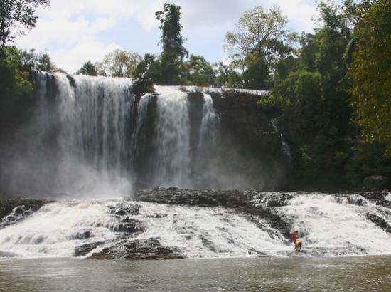 Angkor Best Driver: Bou Sra water fall , Mondolkiri