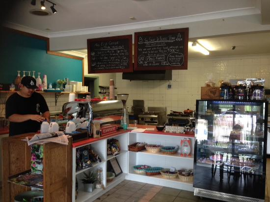 Bankstown, Australia: Inside The Shop @Picnic Point, good choice of fresh foods, eat in,or take away