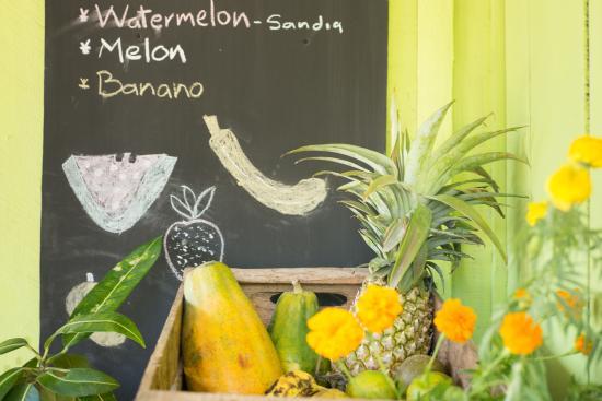 El Remate, Guatemala : Frutas