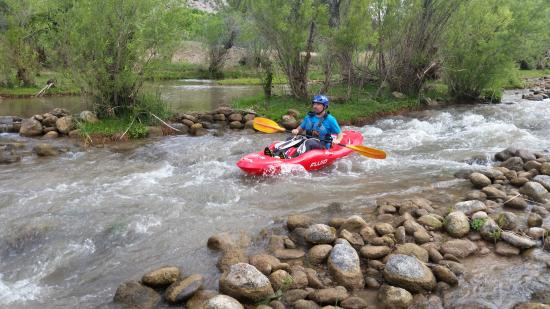 Cottonwood, Аризона: River Fun Awaits!