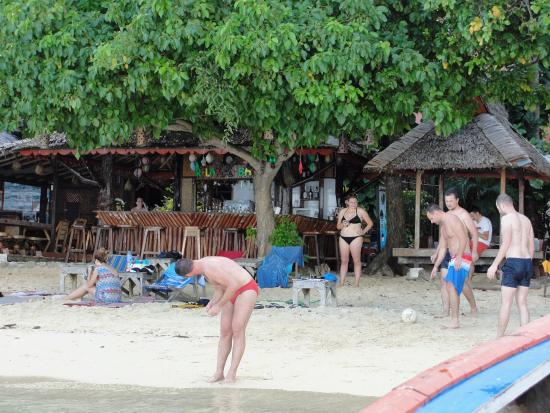 Phi Relax Beach Resort Picture Of