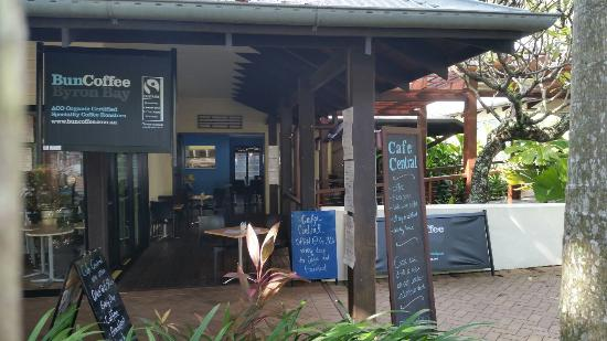 Cafe Central Port Douglas