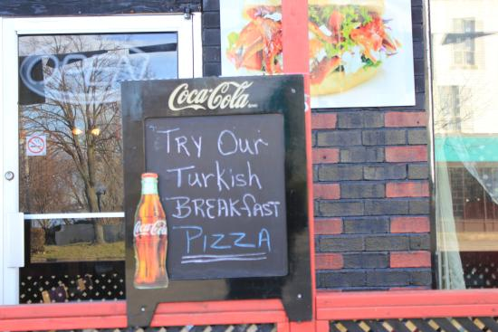 Fort Erie, Kanada: delicious Turkish Breakfast