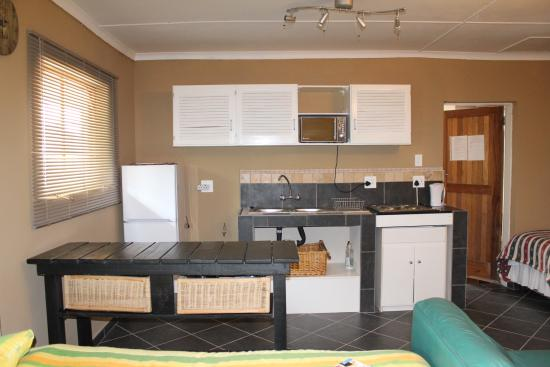 Randburg, Sudáfrica: Kitchen fuly equipped