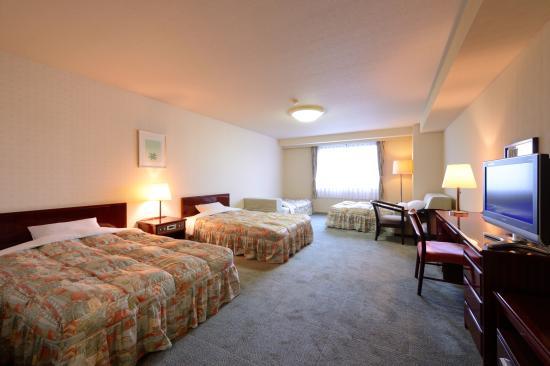 Active Resorts Miyagi Zao: Western-style room